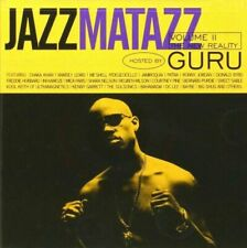 Guru : Jazzmatazz 2 Rap/Hip Hop 1 Disc Cd