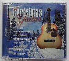 CD Christmas Guitar Weihnachten Gitarre Weihnachtslieder Silent Night Frosty ua