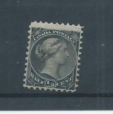 Canada stamps. 1882 Queen Victoria small head MH. (E961)