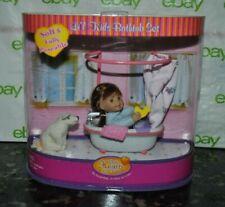 New Only Hearts Club Li'L Kids Bathtub Set Doll Kristy Lab Puppy Sniff 02822
