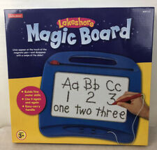 Lakeshore Magic Writing Board Model PP717 New Sealed Drawing Ages 3+