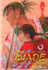 BLADE THE IMMORTAIL Volume 14 LAST BLOOD Manga NEW