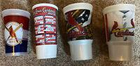 St. Louis Cardinals Plastic Cup Set