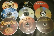 9 Vintage Classic Films - Arabian Nights, Mutiny On The Bounty ( Disc Only )