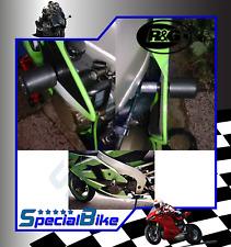 KAWASAKI ZX 6 R NINJA / 636 2000 > 2002 PROTEZIONI MOTORE R&G CLASSIC TAMPONI