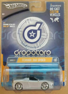 Hot Wheels Dropstars Ferrari 360 Spider 1:50 Scale Diecast C1-90