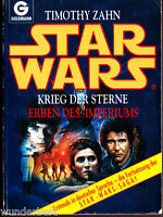 """Timothy Zahn - """" Star WARS - Krieg der Sterne - Erben des Imperiums """" (1992) tb"""