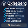 Lightning-Fast Linux Web Hosting, Unlimited Disk Space and FREE SSL's - 1 Year