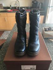 COACH Samara Snow Boots 8M