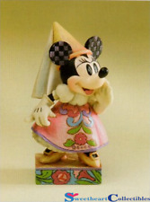 Jim Shore Disney Princess Minnie Mouse Demure and Sweet 4011753