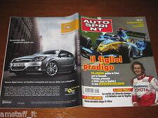 AUTOSPRINT 2004/38=VILLENEUVE=TRULLI=BMW M5=RALLY GRAN BRETAGNA=PORSCHE BOXSTER=