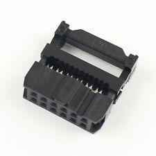 10Pcs 2.54mm Pitch  2x6 Pin 12 Pin IDC FC Female Header Socket Connector