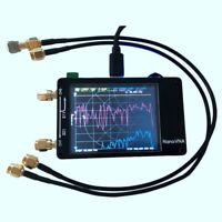 NanoVNA Vector Network analyzer 50KHz -900MHz LCD Antenna Analyzer Standing Wave
