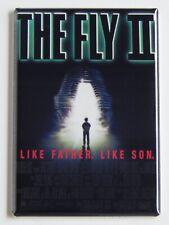 The Fly 2 Fridge Magnet movie poster