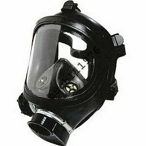 NBC Nuclear Panoramic War Full Face Facepiece Russian GENUINE  Gas Mask
