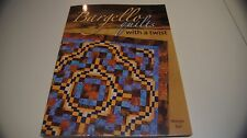 Quilt Book- Bargello Quilts with a Twist by Maggie Ball