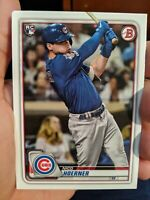 2020 Bowman Nico Hoerner (20x) Card Lot RC Rookie Chicago Cubs