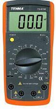 Tenma 72 8150 Meter Hand Held Capacitance Diode Resistance 20000 F 1999