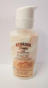 Hawaiian Tropic Silk Hydration ~Face~☀Sun Lotion☀under makeup SPF30 - 50ml