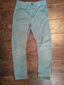 Gorgeous Green Shaped Skinny Jeans from H&M age 10-11