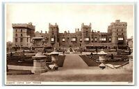 Picture Postcard Windsor Castle East Terrace Berkshire