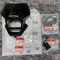 NEW Honda XR100 Motard Head Light Assembly for Z50 Monkey Bike Motorcycles