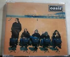 OASIS-ROLL WITH IT-IT'S BETTER PEOPLE-ROCKIN' CHAIR-LIVE FOREVER live -cds slim