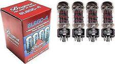 Bugera 6l6gc-4 Classic Pentode Power Tube 4 Pack