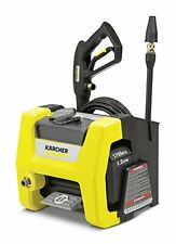 Karcher K1700 Cube Electric Power Pressure Washer 1700 PSI TruPressure, 3-Year W