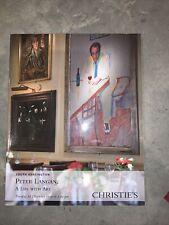 Christies Peter Langan 2012