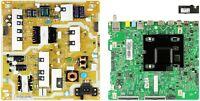 Samsung UN55MU650DFXZA (Version FA05) Complete LED TV Repair Parts Kit