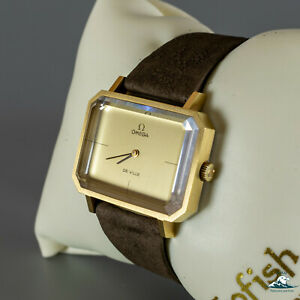1973 Omega De Ville 625 Cal. 17 Jewels Hand-Winding