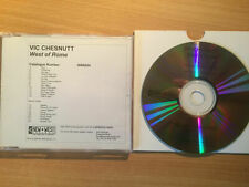 "VIC CHESNUTT-""WEST OF ROME+BONUS""-RARE PROMO ONLY CDr ACETATE 2004-FOLK-NEW"