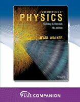 Companion For Fundamentals Of Physics Halliday And Resnick by Jearl Walker