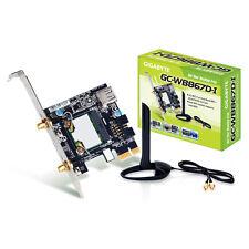 Gigabyte GC-WB867D-I Doble banda/Bluetooth Inalámbrico Pci-e GC-WB867D-I 802.11ac