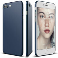 iPhone X / 8 / 7 6 6s Plus Ultra-thin Slim Matte Hard Back Case Cover For Apple