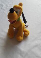 "Disney 8"" Pluto Plush Animal"