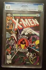 X-Men #139 - 1st app. of Heather Hudson - (Nov 1980, Marvel) - CGC 8.5