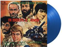 Ennio Morricone Un Esercito Di 5 Uomini LP Coloured Blue Vinyl RSD 2018 New