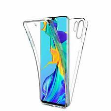 Pour Huawei P30 PRO Coque Gel 360 avant+Arrière Protection INTÉGRAL