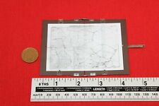 3R DID DRAGON IN DREAMS 1/6TH SCALE WW2 GERMAN FOLDABLE CLIPBOARD WITH MAP PAUL