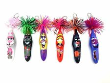 KOOKY KLICKER KOLLECTIBLE BALL POINT KREW 56 Galaxy CLIP GIFT PEN PARTY 6pk Pens