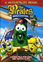 The Pirates Who Don't Do Anything: A VeggieTales Movie [New DVD] Ac-3/Dolby Di