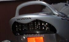 LED Luz De La Cola Luz trasera NEGRO HONDA CBR 600F PC35 F4 1999-2008