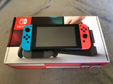 Nintendo Switch Console Including 10 Games