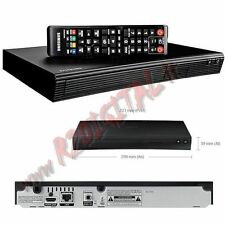 LETTORE BLU-RAY 3D BD-J5500 DVD DIVX SAMSUNG HD MKV ETHERNET LAN HDMI  INTERNET