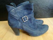 Blaue Tamaris Damenstiefel & stiefeletten im Boots Stil