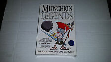 Munchkin Legends Card Game NEW SEALED
