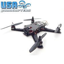 USAQ Mirco CRL 190mm Full Carbon Fiber / Aluminum Racing Quadcopter Drone Frame