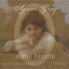 Agnes Grey by Anne Brontë (2013, CD, Unabridged)